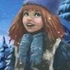 Winter in Blue Mountain artwork