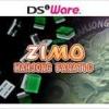 Zimo: Mahjong Fanatic (DS) game cover art