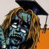 Zombie Shiki: Eigo Ryoku Sosei Jutsu - English of the Dead (DS) game cover art