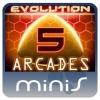 Arcade Essentials Evolution (XSX) game cover art