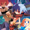 Disgaea: Afternoon of Darkness (PSP) artwork