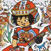 Gitaroo Man Lives! (PSP) game cover art