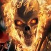 Ghost Rider (PSP) game cover art