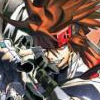 Guilty Gear XX Accent Core Plus (PSP) game cover art