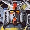 Kidou Senshi Gundam: Gundam vs. Gundam artwork
