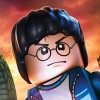 LEGO Harry Potter: Years 5-7 (PSP) game cover art