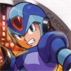 Mega Man: Maverick Hunter X artwork