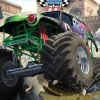 Monster Jam: Urban Assault (PSP) game cover art