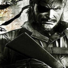 Metal Gear Solid: Peace Walker (PSP) game cover art
