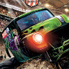 Monster Jam: Path of Destruction (PSP) game cover art