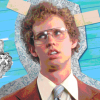 Napoleon Dynamite (PSP) game cover art