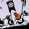 Patapon 2 (PSP) game cover art