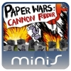 Paper Wars: Cannon Fodder (XSX) game cover art