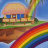 Rainbow Islands Evolution artwork