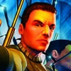 Syphon Filter: Dark Mirror (PSP) game cover art