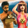 The Sims 2: Castaway (PSP) game cover art