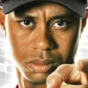Tiger Woods PGA Tour (PSP) game cover art