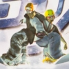 SSX: Out of Bounds artwork