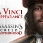 Assassin's Creed: Brotherhood - The Da Vinci Disappearance artwork