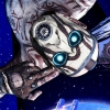 Borderlands: The Pre-Sequel (Xbox 360) artwork