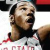 College Hoops 2K8 (X360) game cover art