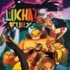 Lucha Fury artwork