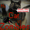 My Cat Vs. Zombies Ep I (X360) game cover art