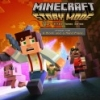 Minecraft: Story Mode - Episode 4: A Block and a Hard Place artwork