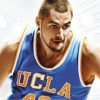 NCAA Basketball 09 artwork