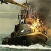 Naval Assault: The Killing Tide (Xbox 360) artwork