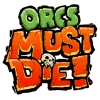 Orcs Must Die! (X360) game cover art