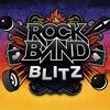 Rock Band Blitz (X360) game cover art