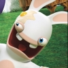 Rabbids Invasion (X360) game cover art