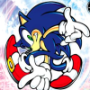 Sonic Adventure (X360) game cover art