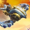 Skylanders SuperChargers (X360) game cover art