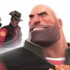 Team Fortress 2 (X360) game cover art