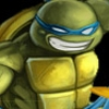 Teenage Mutant Ninja Turtles: Turtles in Time Re-shelled artwork