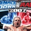 WWE SmackDown vs. Raw 2007 (X360) game cover art