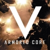 Armored Core V (PS3) game cover art