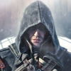 Assassin's Creed Rogue (PS3) game cover art