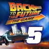Back to the Future: The Game - Episode 5: OUTATIME (XSX) game cover art