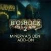 BioShock 2: Minerva's Den artwork