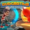 BurgerTime: World Tour (XSX) game cover art