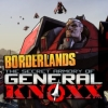 Borderlands: The Secret Armory of General Knoxx artwork