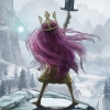 Child of Light (PS3) game cover art