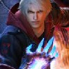 Devil May Cry 4 (PS3) game cover art