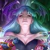 Darkstalkers Resurrection (PS3) game cover art