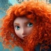 Disney/Pixar Brave artwork