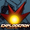 Explodemon artwork