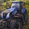 Farming Simulator 15 (PS3) game cover art